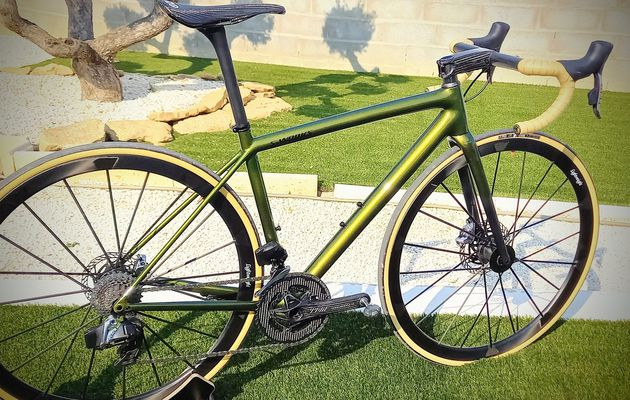 UN MONTAGE SPECIALIZED AETHOS.