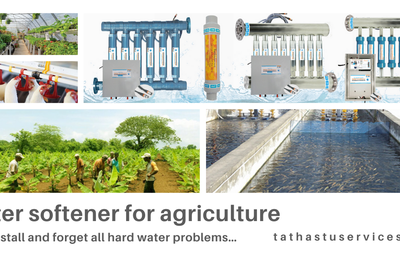Best water softener for agriculture-Dairy Farming,Poultry Farming,Fish Farming
