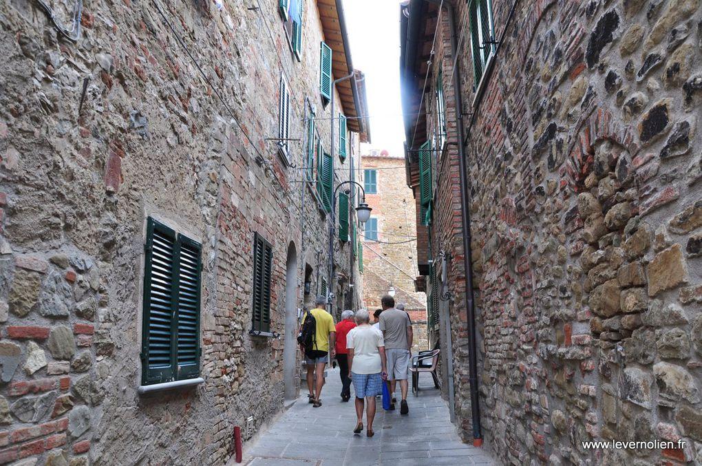 Le séjour du VCV en Italie Septembre 2012
