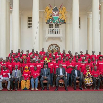 Kenya Now With 43 Differences!