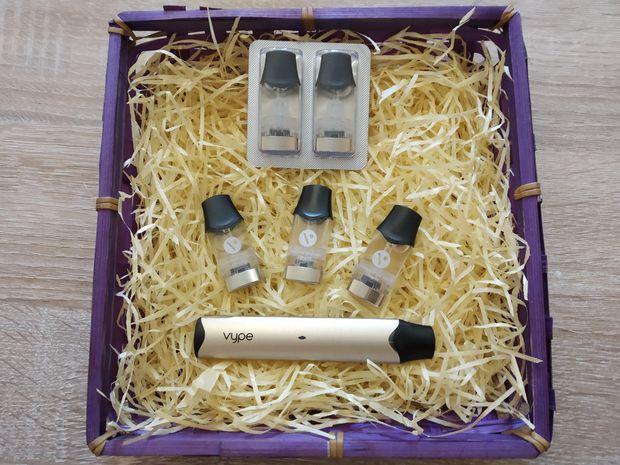 test de la cigarette électronique Vype ePod et des capsules de e-liquide Vype @ Tests et Bons Plans