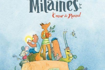 Anne Montel, Loïc Clément - Cœur de renard (Le Temps des mitaines, T2)