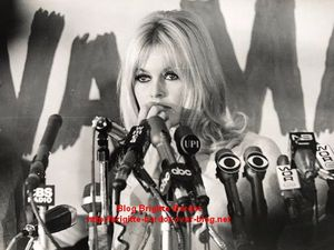 Brigitte Bardot en photos...