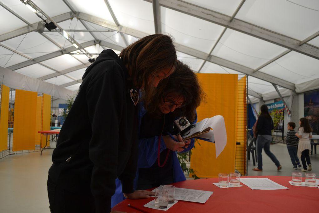 Tour des stands présents à la fête de la science 2017 à Carcassonne