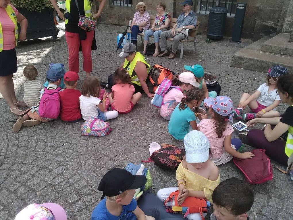 Sortie scolaire à Rennes le 5 juillet