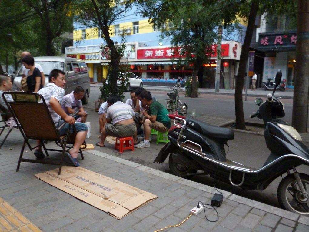 Photos :  Chine vivante