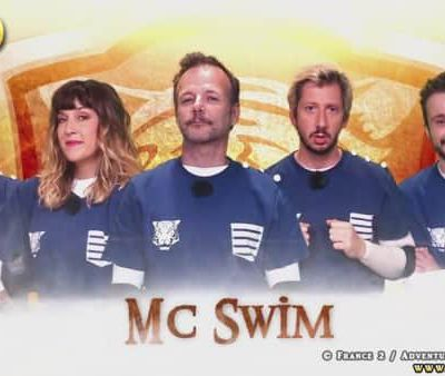 Mc Swim Fort Boyard