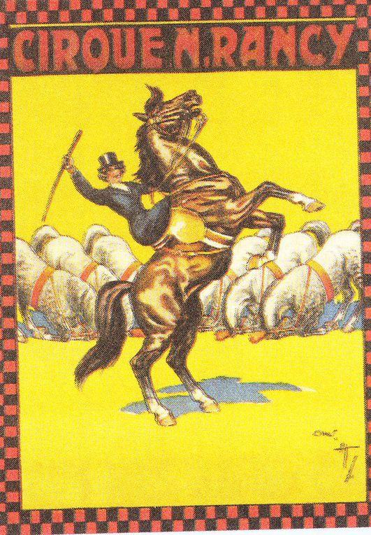 Cirque & Franc-Maçonnerie : les Directeurs de Cirque