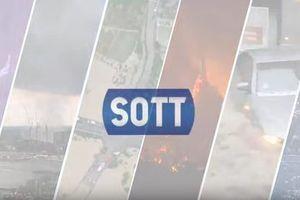 Résumé SOTT des changements terrestres - Août 2019 - Conditions météorologiques extrêmes, révolte de la planète et boules de feu