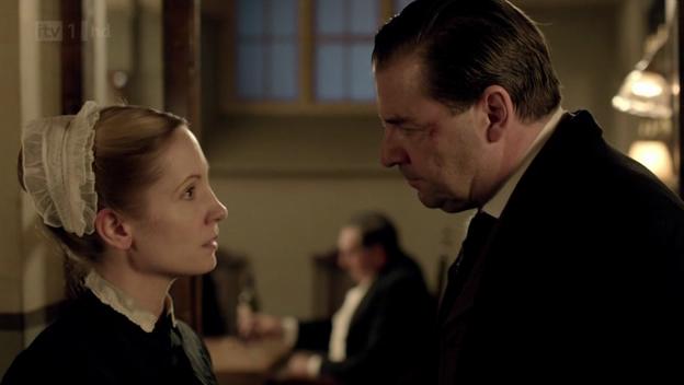Critiques Séries : Downton Abbey. Saison 2. Episode 6.