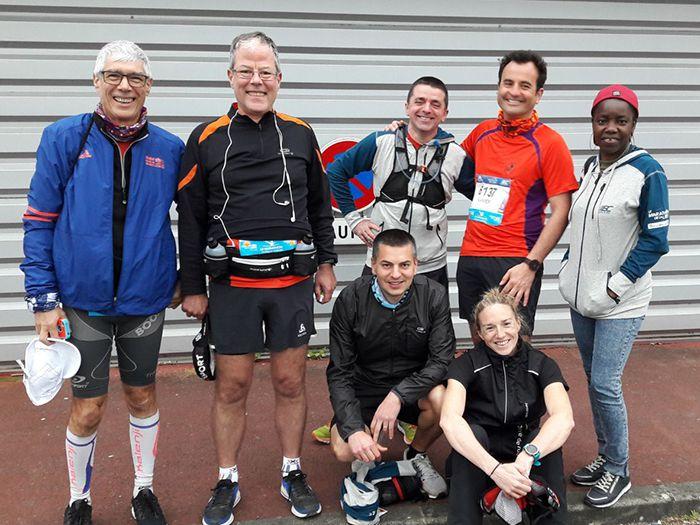 Marathon de la Loire 2018