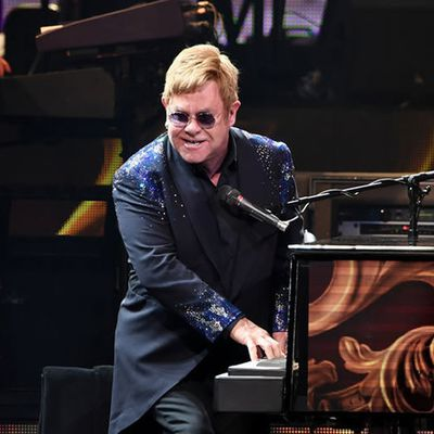 Elton John Tells Overzealous Fan To 'F*** Off' Before Storming Off Stage During Las Vegas Residency Performance