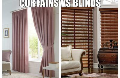Curtains Vs Fabric Blinds, Which Is Better?