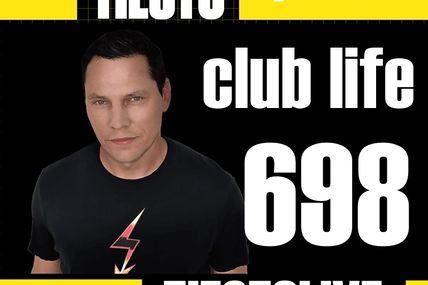 Club Life by Tiësto 698 - august 14, 2020
