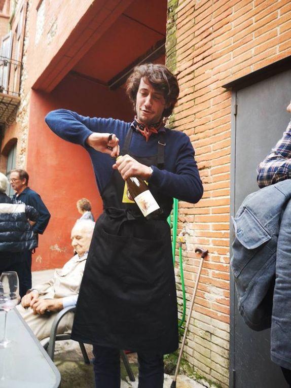 Perpignan: les enjeux stratégiques et économiques du salon des vins oxydatifs d'Europe! interviews par Nicolas Caudeville