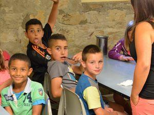 Sortie C.L.I.P. de Moraypré (29/07-02/08)