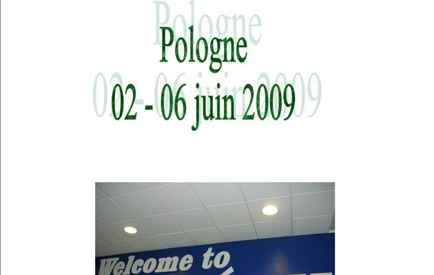 2009-06 Pologne