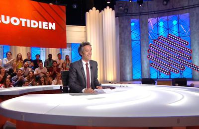 Audiences : Quotidien écrase Cyril Hanouna