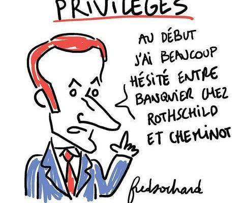 CHEMINOTS DES PRIVILEGIES ?