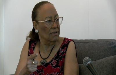 Suzy Castor appuie la candidature des médecins cubains au Prix Nobel de la Paix