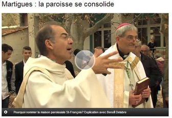 "MARITIMA TV : ""LA PAROISSE SE CONSOLIDE"""