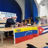 Les travaillistes britanniques ratifient la solidarité avec Cuba et le Venezuela . - Analyse communiste internationale
