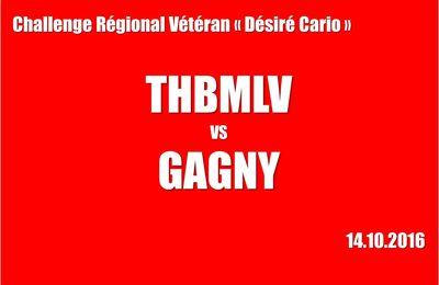 THBMLV vs GAGNY (Vétérans Région) 14.10.2016