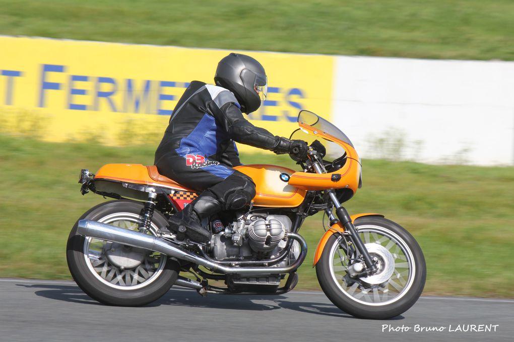CAIMAN-2012, Croix en Ternois, Photos-piste Démonstrations motos et side car anciens