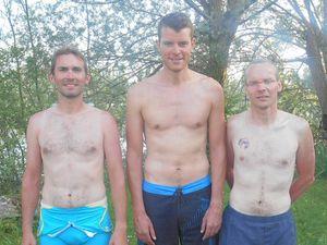 Triathlon de Troyes, Cambrai, Triathlon de la Cote Rose et Verlinghem