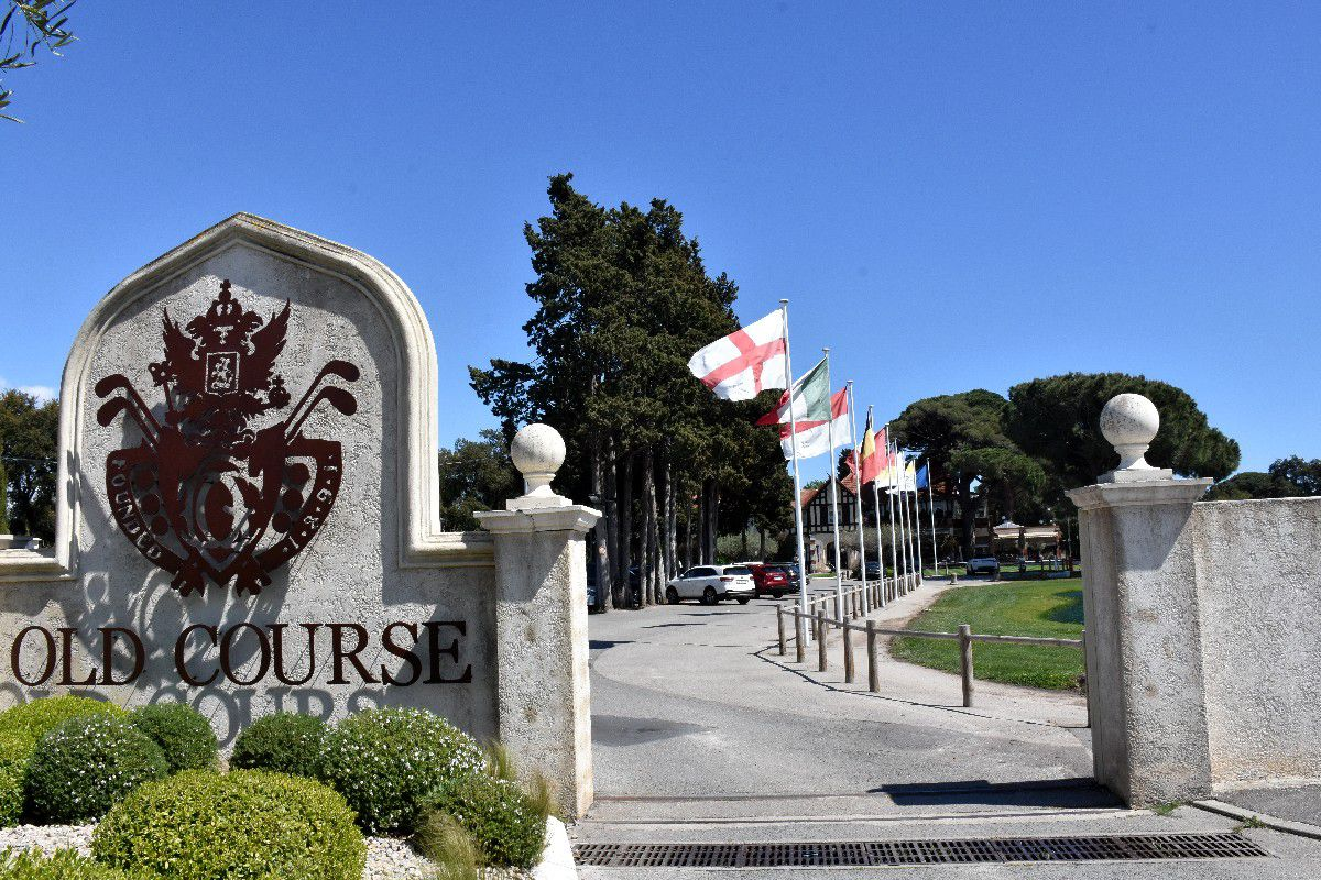 CANNES MARINA OLD COURSE !