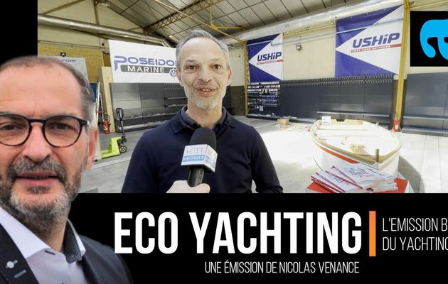 Interview - un magasin Uship, fin Mai, à Meulan en Yvelines (78), en bord de Seine