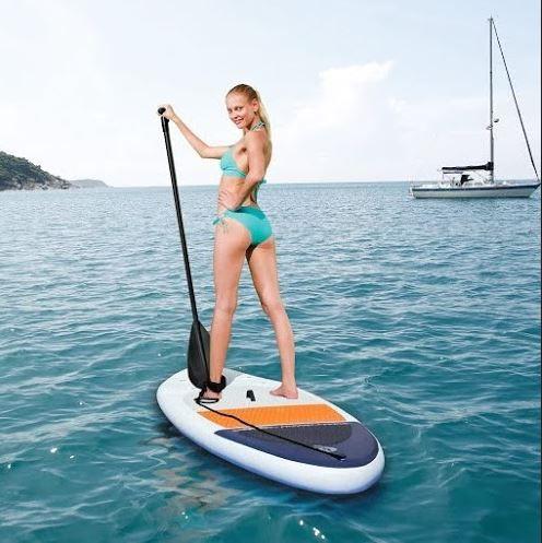 Comment choisir sa première planche de stand up paddle