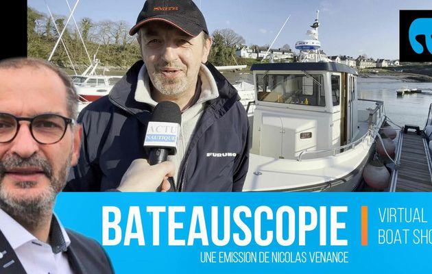 Témoignage plaisancier - Targa Tarfish 820, Christophe Botherel nous présente son bateau