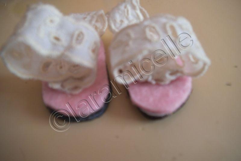 tuto gratuit : sandales