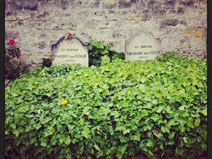 Vincent et Théo Van Gogh, unis dans la mort comme dans la vie