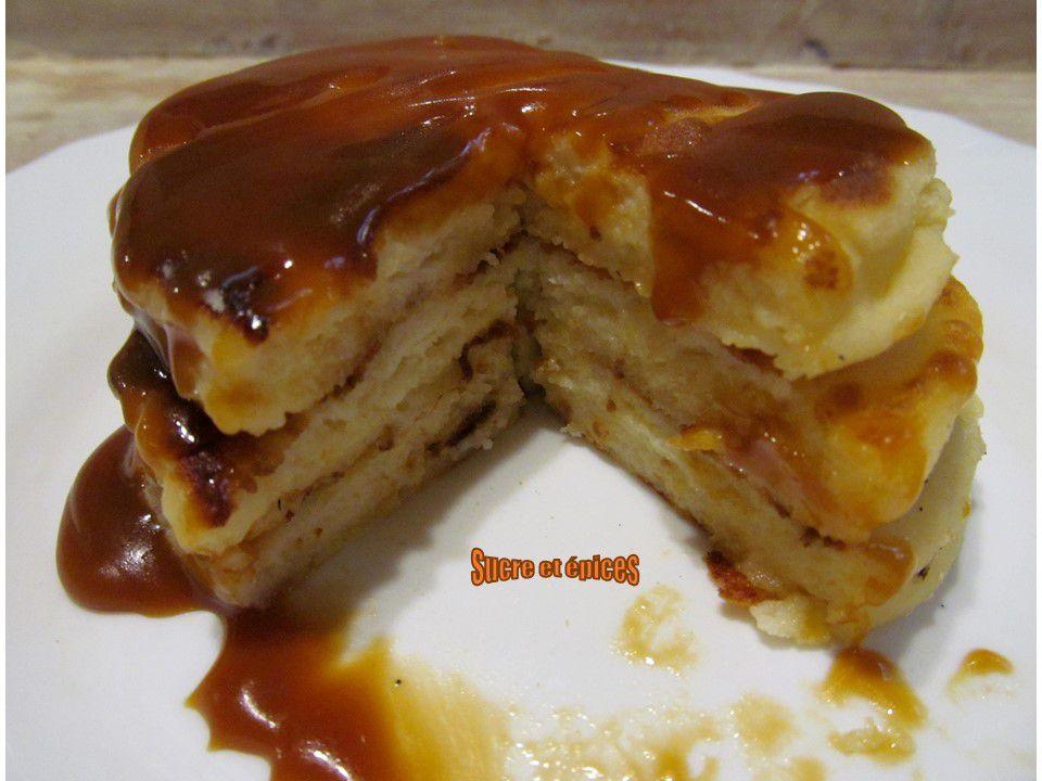 Pancakes au fromage frais et à la semoule - Syrniki
