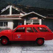 PEUGEOT 504 DANGEL POMPIERS MEURTHE ET MOSELLE SOLIDO 1/43 - car-collector.net