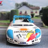 RENAULT SPORT SPIDER EUROCUP 98 FRANCIS MAILLET TOURING CARS ONYX 1/43 - car-collector