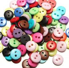 Recyclage : Les boutons