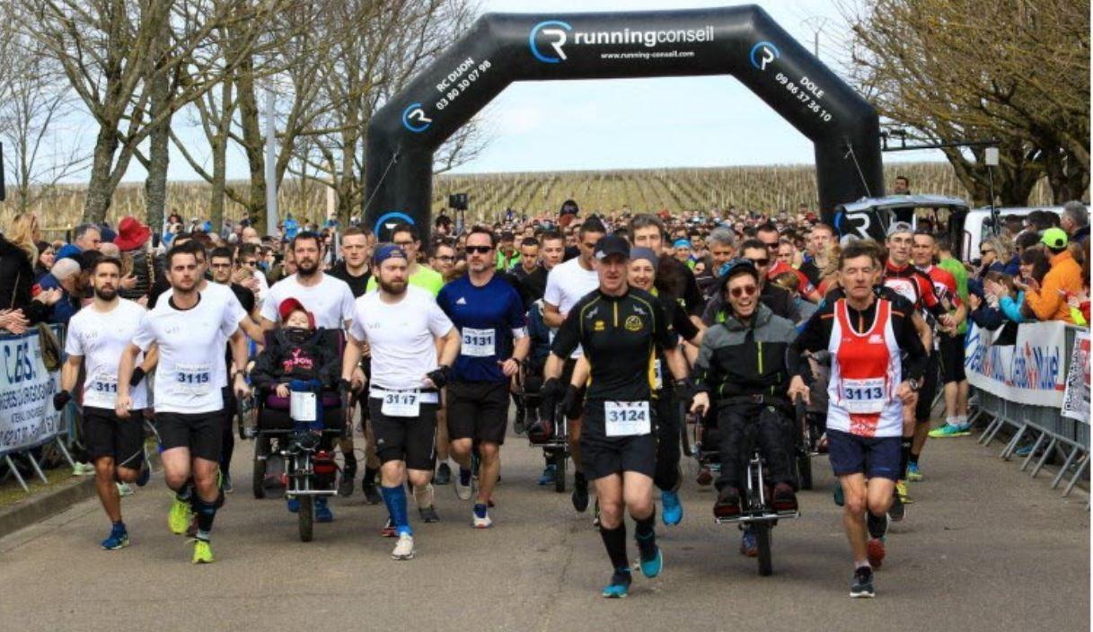 Semi marathon de Nuits-Saint-Georges 2020