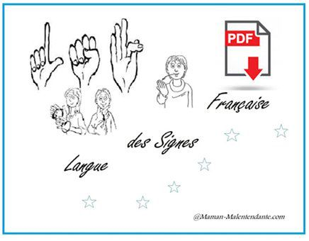 LSF - vocabulaire Déplacements et lieux - PDF