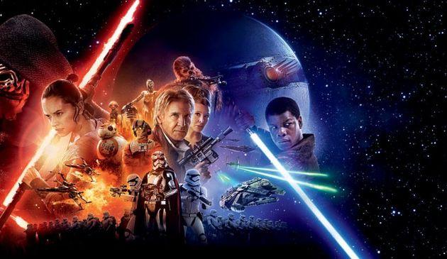 Audiences : « Star Wars 7 » petit leader sur TF1, beau score pour « Zone Interdite »