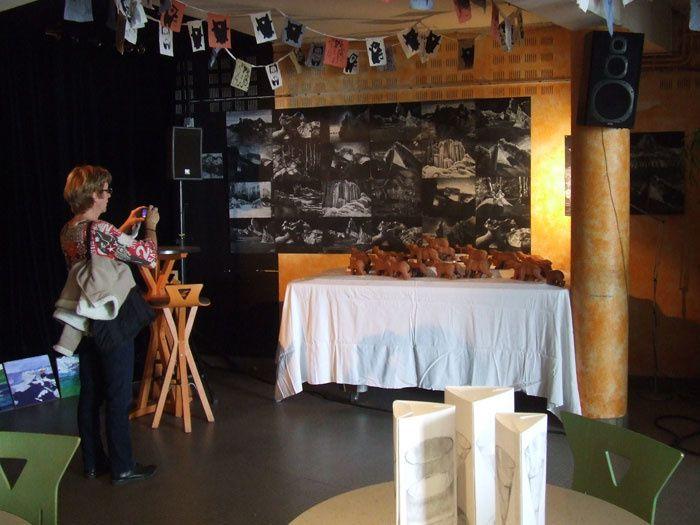 """EXPO """"o !"""" Les 5 ans d'Arts&Co CONCERT """"Ogun Ferrailles""""  au PIXIE Lannion"""