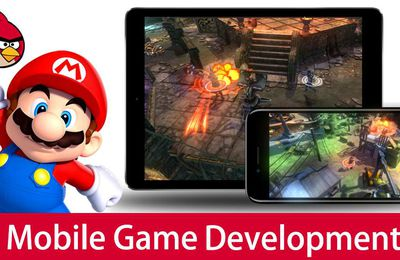 Mobile Game Development: Latest Trends, Tools, Best Practices and More