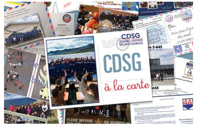 La semaine des CDSG.