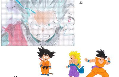 """Concours de dessins """"A la manière des mangas"""" (14)"""