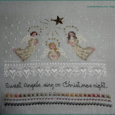 Golden Sal - Sweet Angels sing on Christmas night