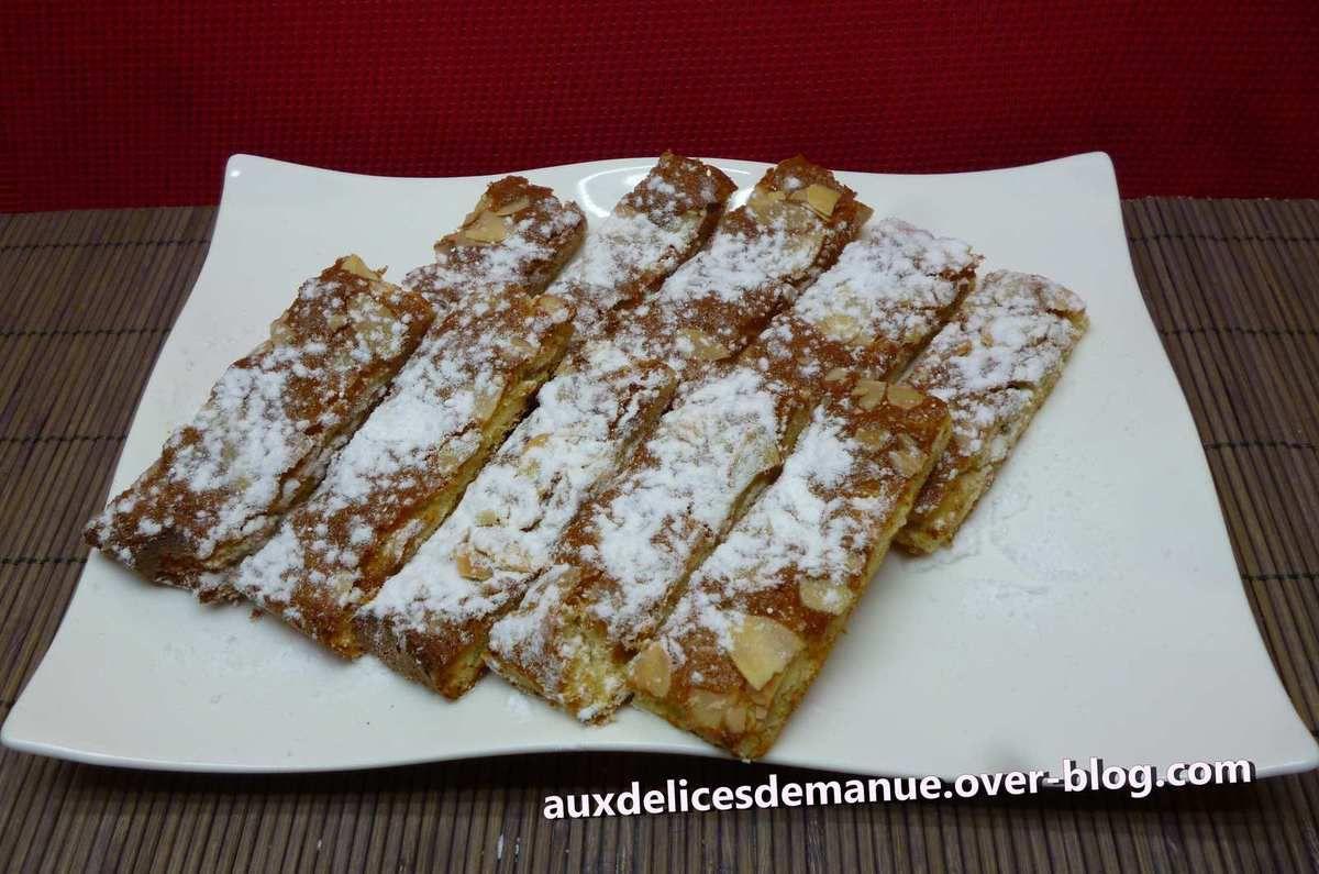 biscuits aux amandes et graines d'anis