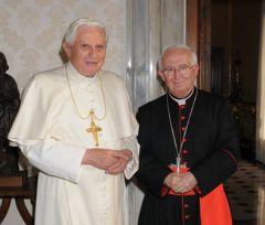 Cardinal Cañizares: 'Les messes créatives, ça suffit ! A l'église, il faut du silence et de la prière !'