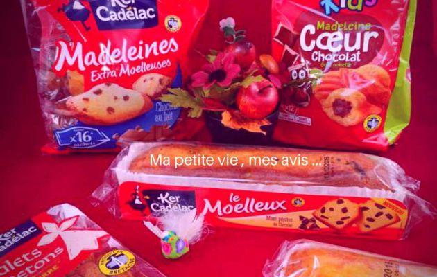 Les gourmandises de Ker Cadélac